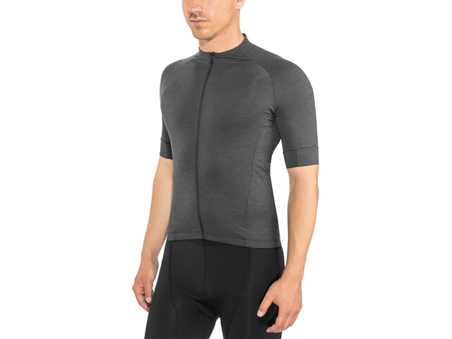 Giro New Road Maillot Hombre, charcoal heather